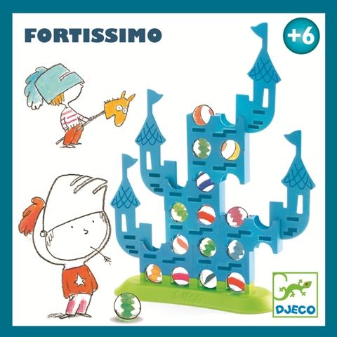 Fortissimo - kuličková cvrnkací hra