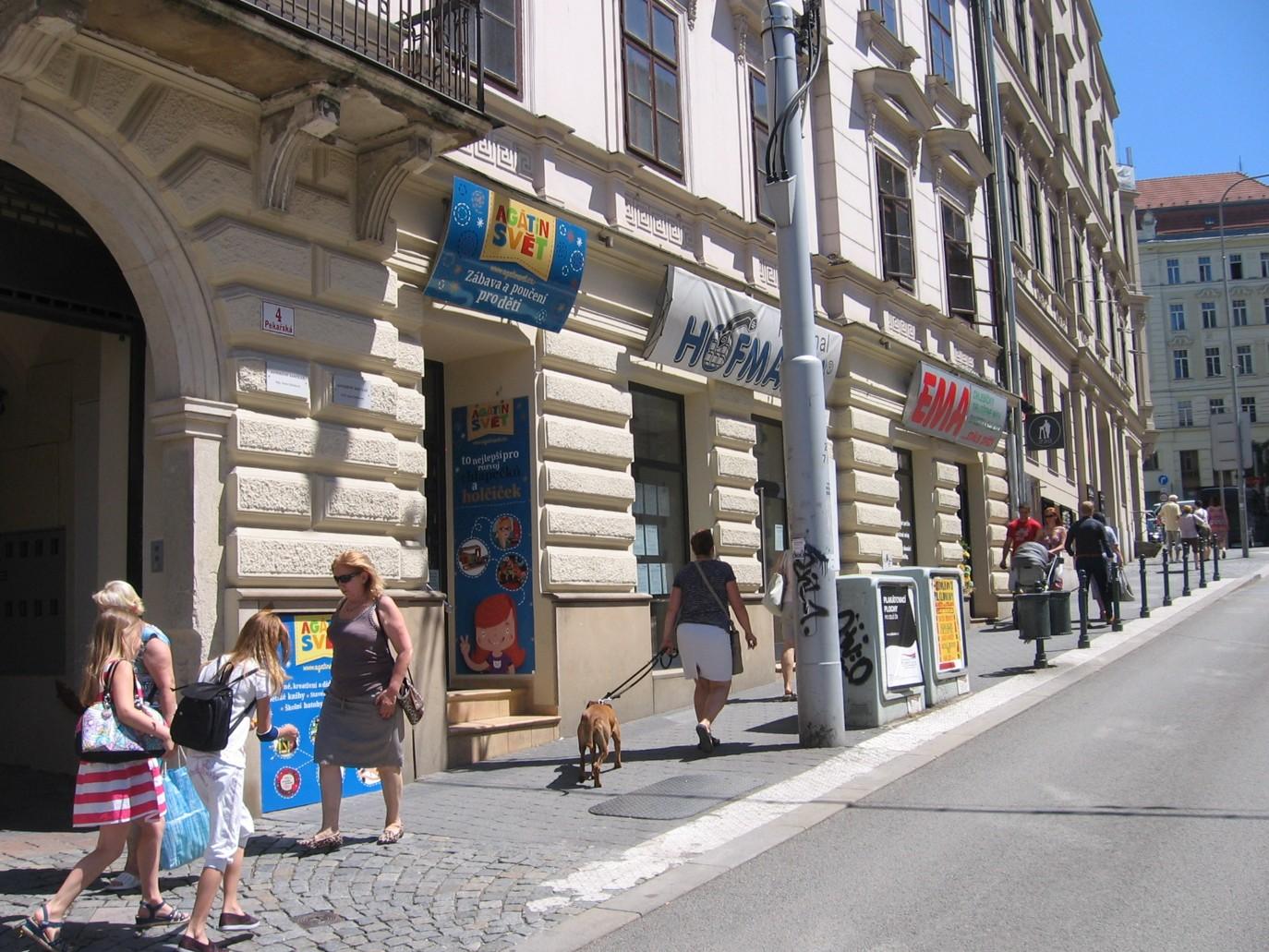 prodejna Agátin svět Brno