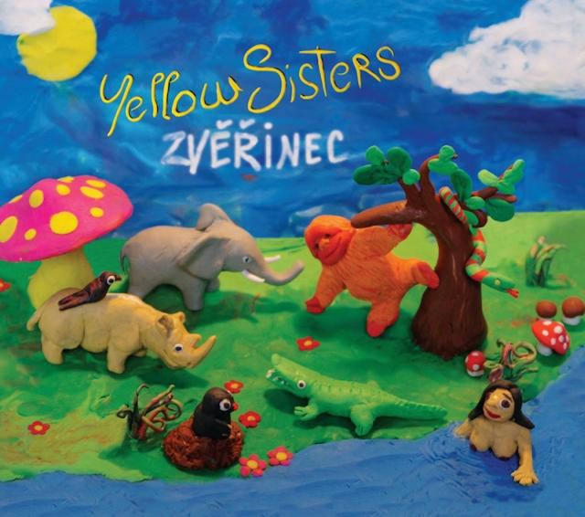 Yellow sisters CD pro děti