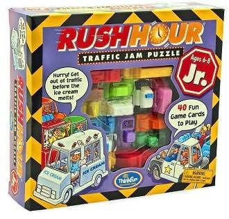 Rush Hour junior - Bláznivá křižovatka jun.