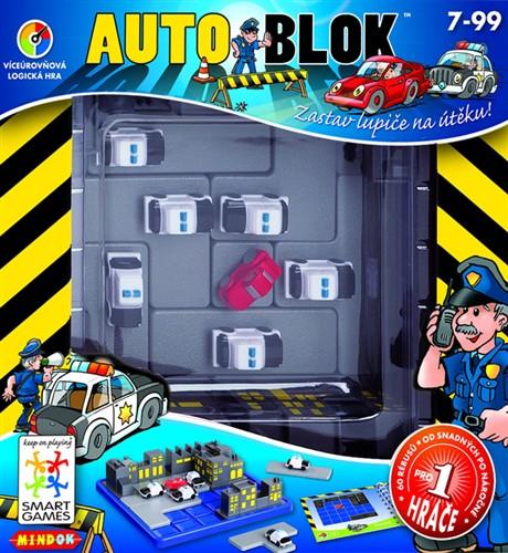 Auto Blok: Zastavte lupiče na útěku
