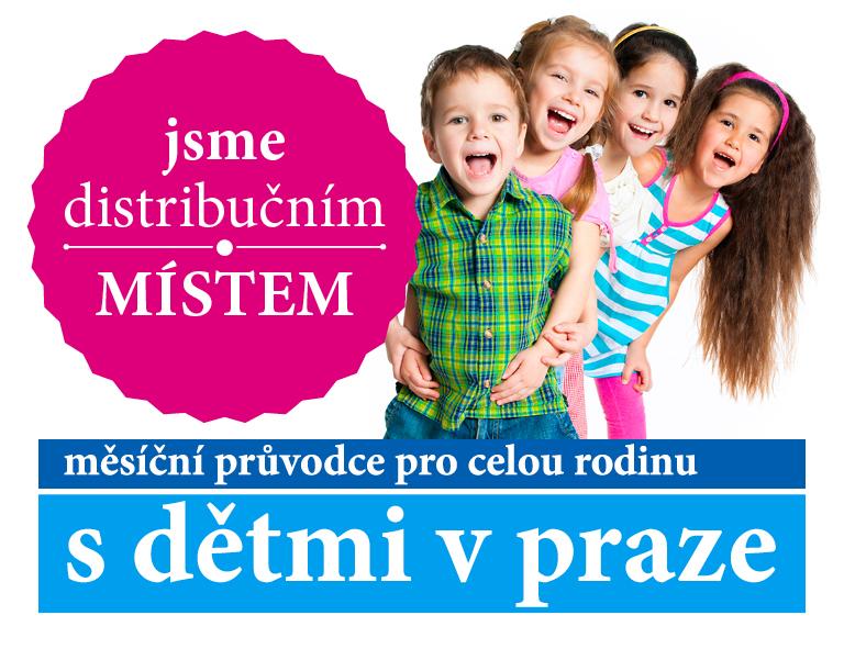 Výdejní místo S dětmi v Praze
