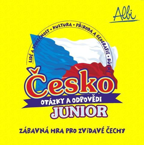 Česko, otázky a odpovědi - JUNIOR