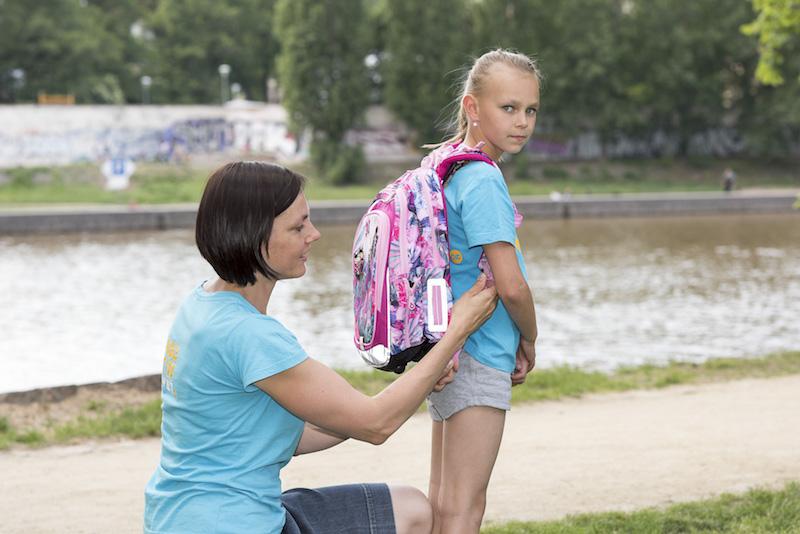 Jak správně nosit batoh? Nepodceňujte ramenní popruhy