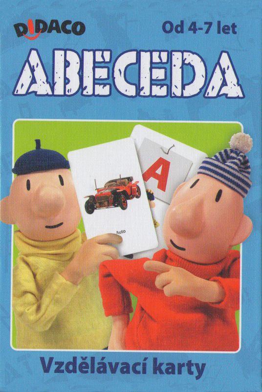 Pat a Mat abeceda