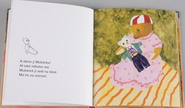 Daisy Mrázková - Můj medvěd Flora