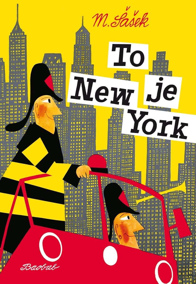 Miroslav Šašek: To je New York