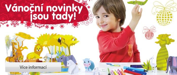 Kreativní sady pro nejmenší děti