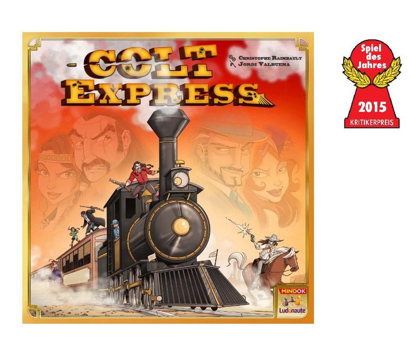 společenská hra Colt Express