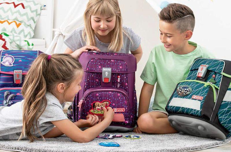 Školní batoh nebo aktovka: Motiv a barva
