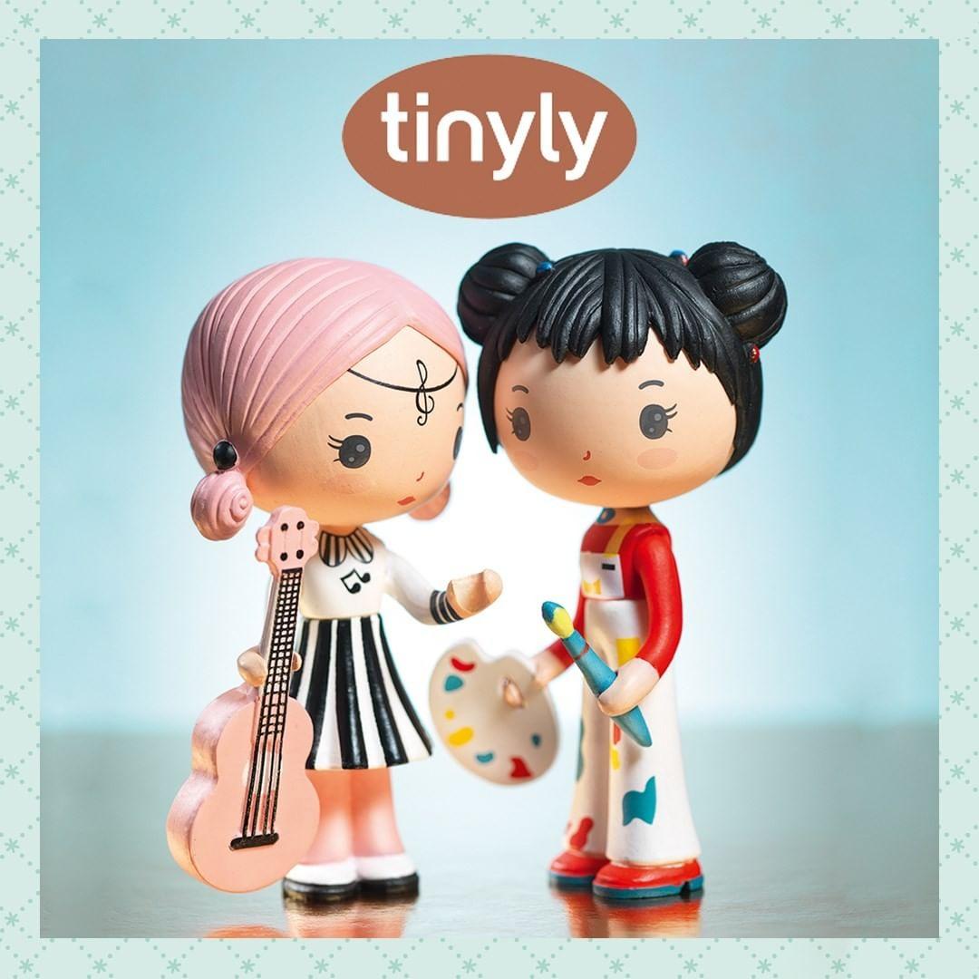 Tinyly – kouzelný svět holčiček