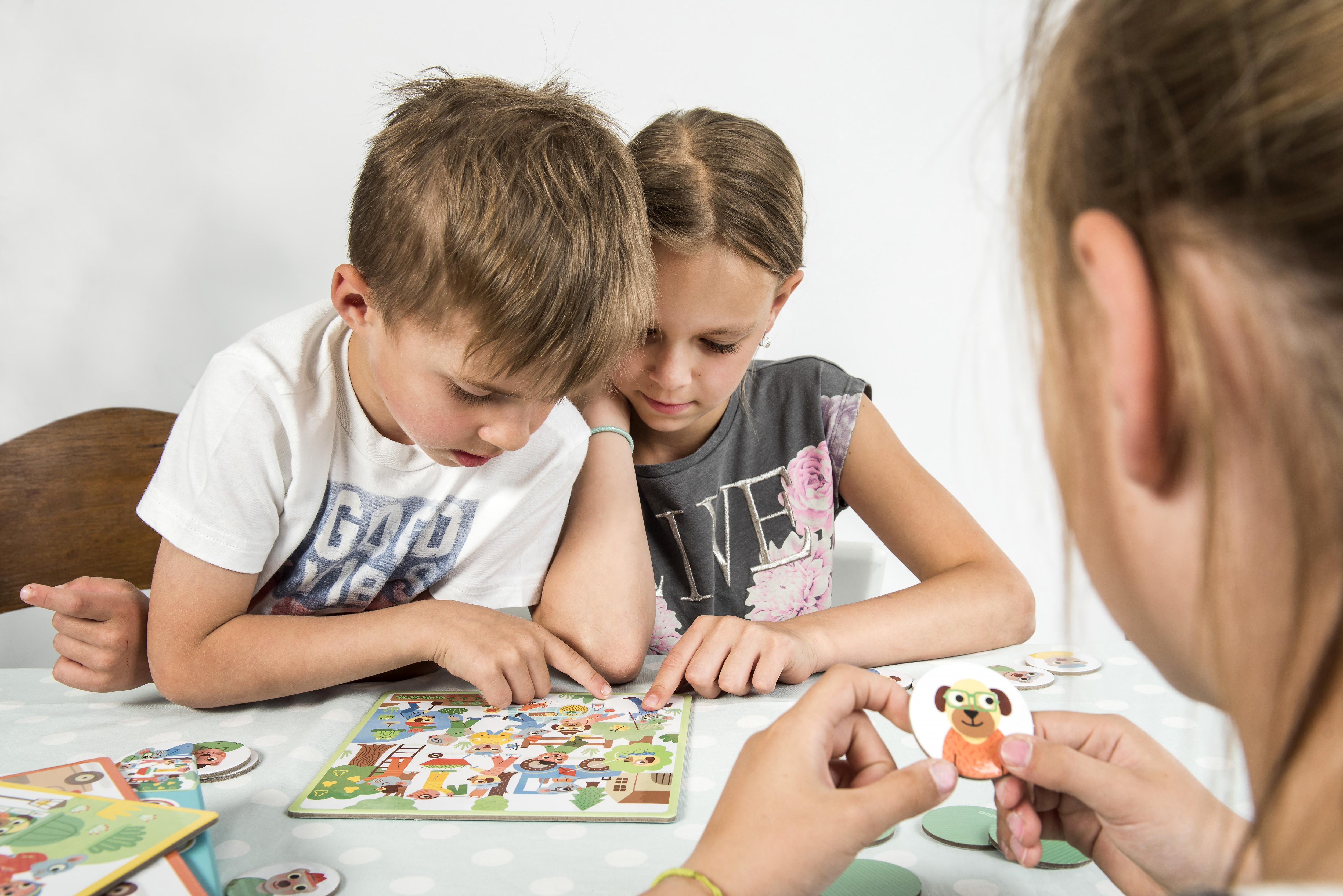 Montessori hračky a pomůcky pro předškoláky