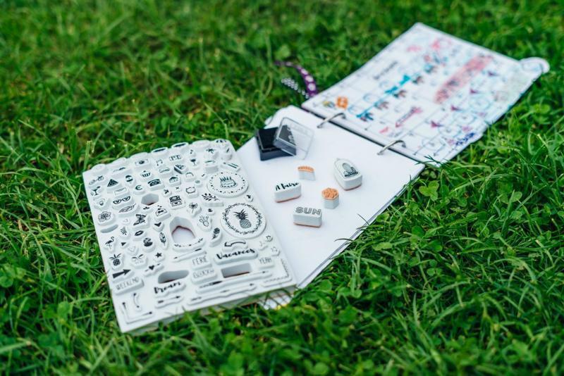 Kreativní tvoření: Scrapbooking