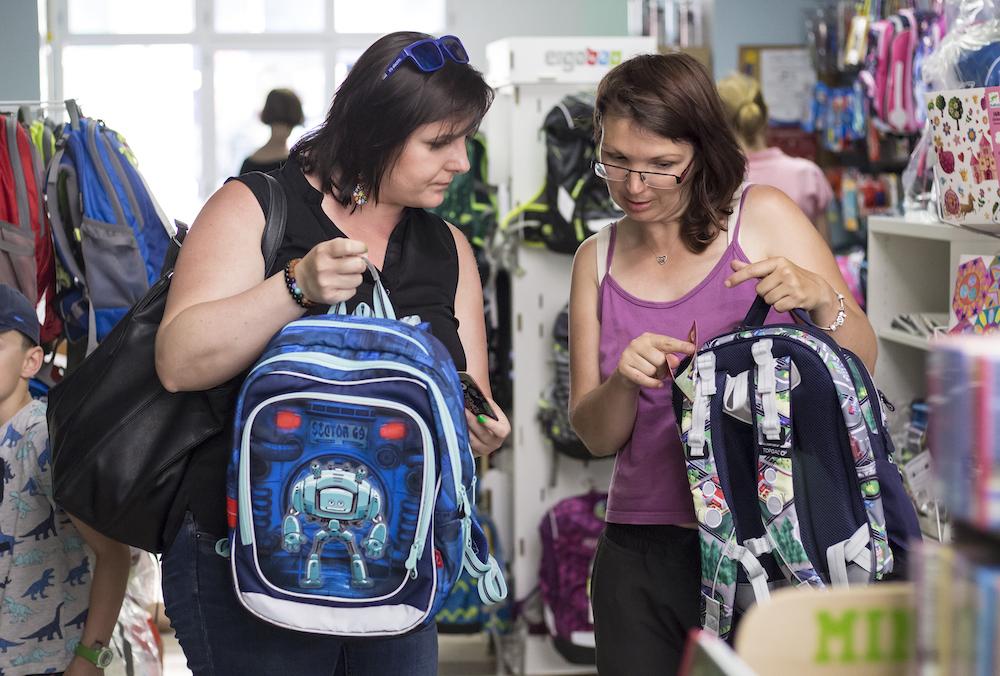 Školní batoh nebo aktovka: Certifikace