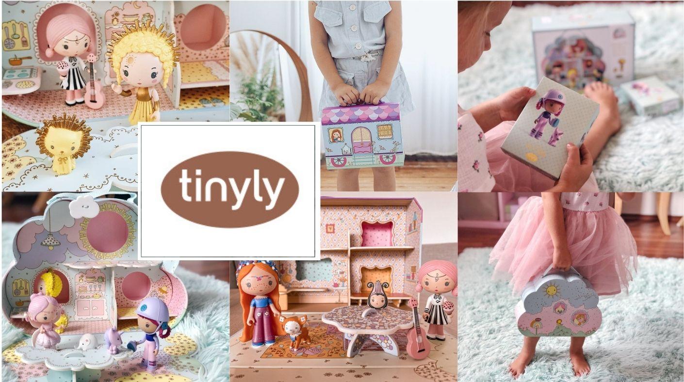 Djeco Tinyly si zamiluje každá holčička